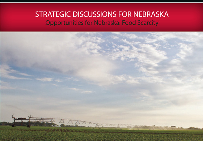 Strategic Discussions for Nebraska: Food Scarcity