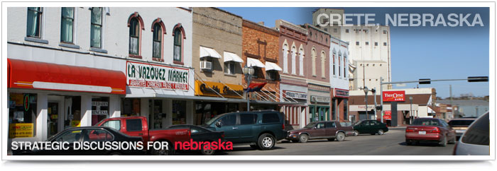 Crete Strategic Discussions For Nebraska