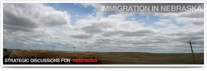 immigration in nebraska banner