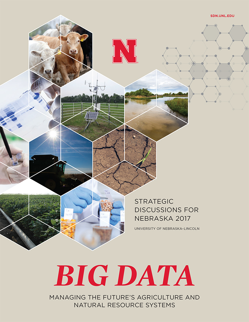 image of SDN 2017 magazine cover, Big Data