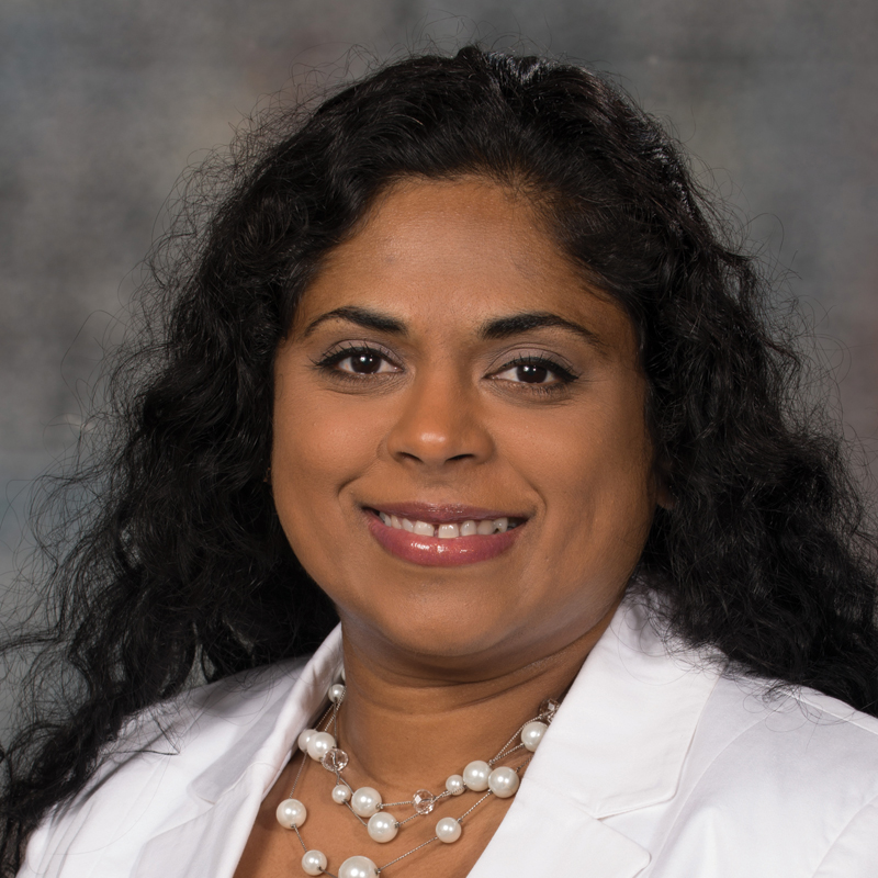 Angela Anandappa portrait