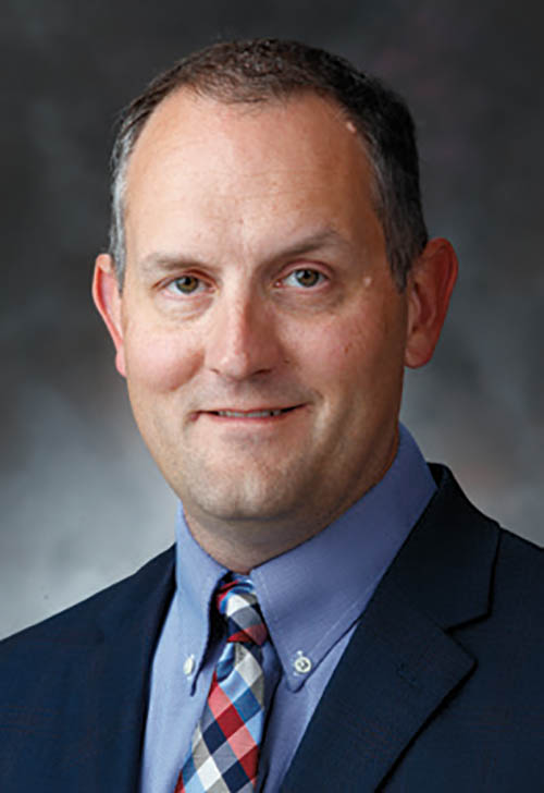 Portrait of Matt Allmand